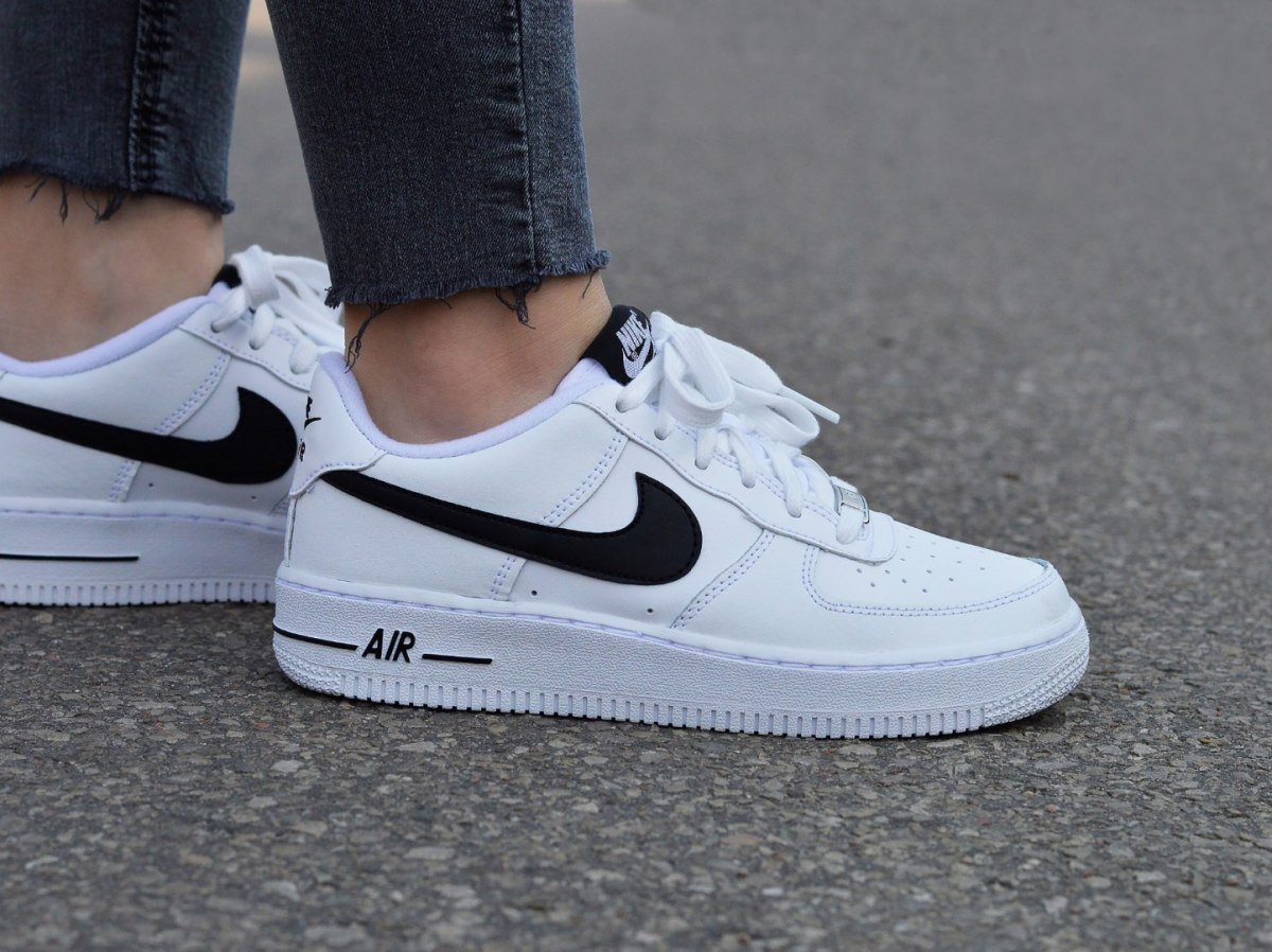air force 1 gs femme
